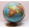 Oversized Blue School Globe