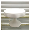 White Cakestand with Deep Top