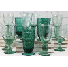 Assorted Turquoise Goblets