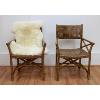 Wicker Safari Chair