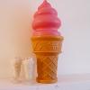 Large Plastic Ice Cream Cone