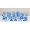 Assorted Light Blue Goblets