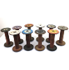 Industrial Wooden Spools