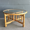 Round Bentwood Coffee Table