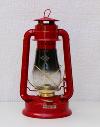 Vintage Red Camping Lantern (Decorative_