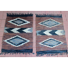 Small Leather Rug (India)
