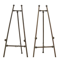 Brass Sign Easels