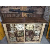 Tin Front Bar