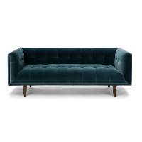 Velvet Cloud Sofa