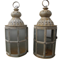 French Hanging Lanterns