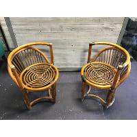Rattan Side Chair