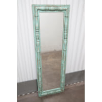Rectangular Turned Wood Mirrors