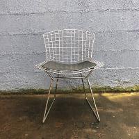 Bertoia Style Chair