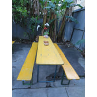 Beer Garden Tables
