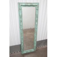 Rectangular Turned Wood Mirrors