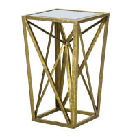 Angular Side Table
