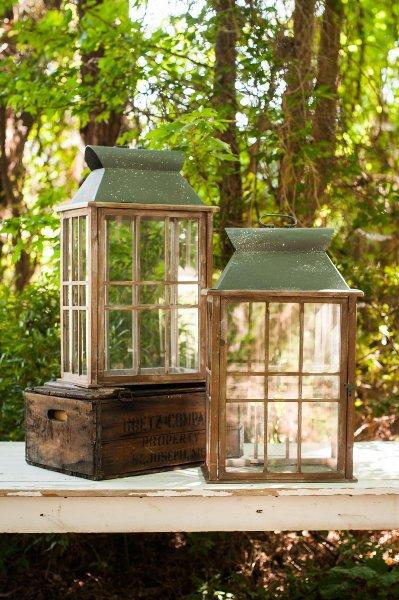 Extra Large Chateau Lantern