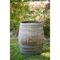 Virginia Wine Barrel