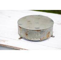 Medium Rustic Round Riser