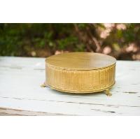 Medium Gold Metal Riser
