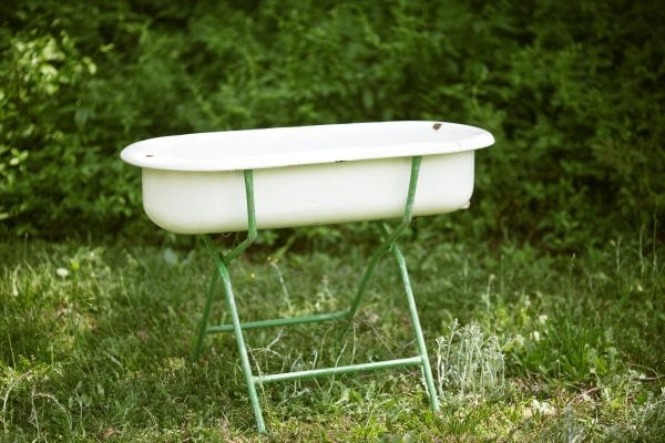 Baby Tub and Stand