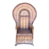 Phoenix peacock chair