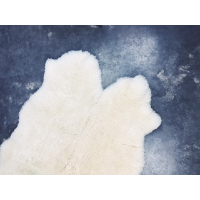 Sheepskin 3 x 5' rug