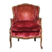 Pink French Bergere Chairs