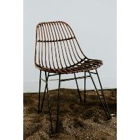 Flynn Hairpin Chair