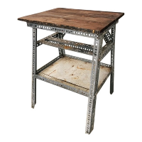 Ernesto industrial table