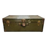 Grady metal trunk