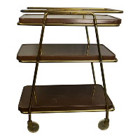Ashton 3-teired bar cart