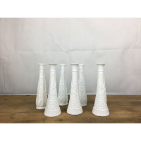 Milk glass 9