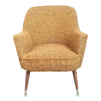 Goldie tweed chair