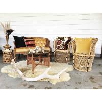 Petite Boho Lounge