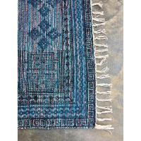 Perri blue rug 6 x 8