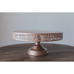 Chargers // Cake Stands