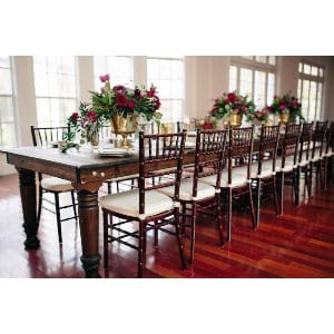 chiavari chair rental orlando