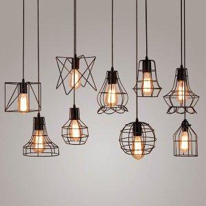 Edison lighting Fixtures(assorted)