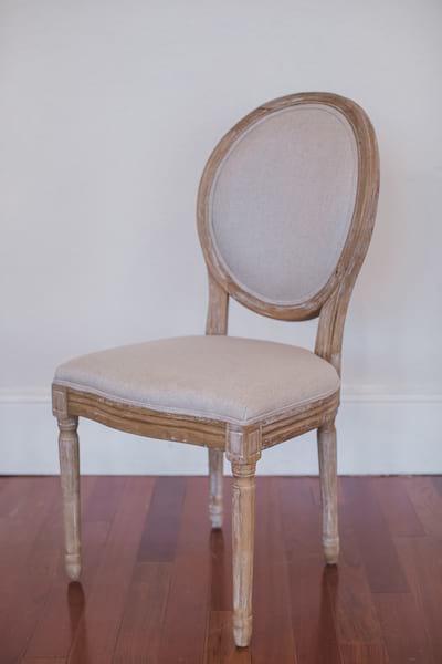 Sand Louis Chair