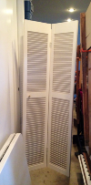 SET OF 2 SHUTTERS HINGED
