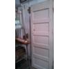 VINT 5 PANEL DOOR - IVORY