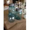 BLUE PINT MASON JAR - EA