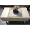 COFFEE TABLE - RECTANGLE IVORY