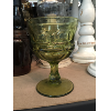 GREEN GOBLETS SMALL