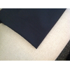 BLACK SOLID FABRIC 8'x10'