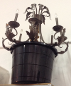 XL BRONZE CHANDELIER