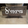 S'MORES WOOD SIGN