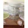CLEAR STACKABLE CAKE PLATE