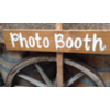 PHOTO BOOTH - WOOD STAKED SIGN
